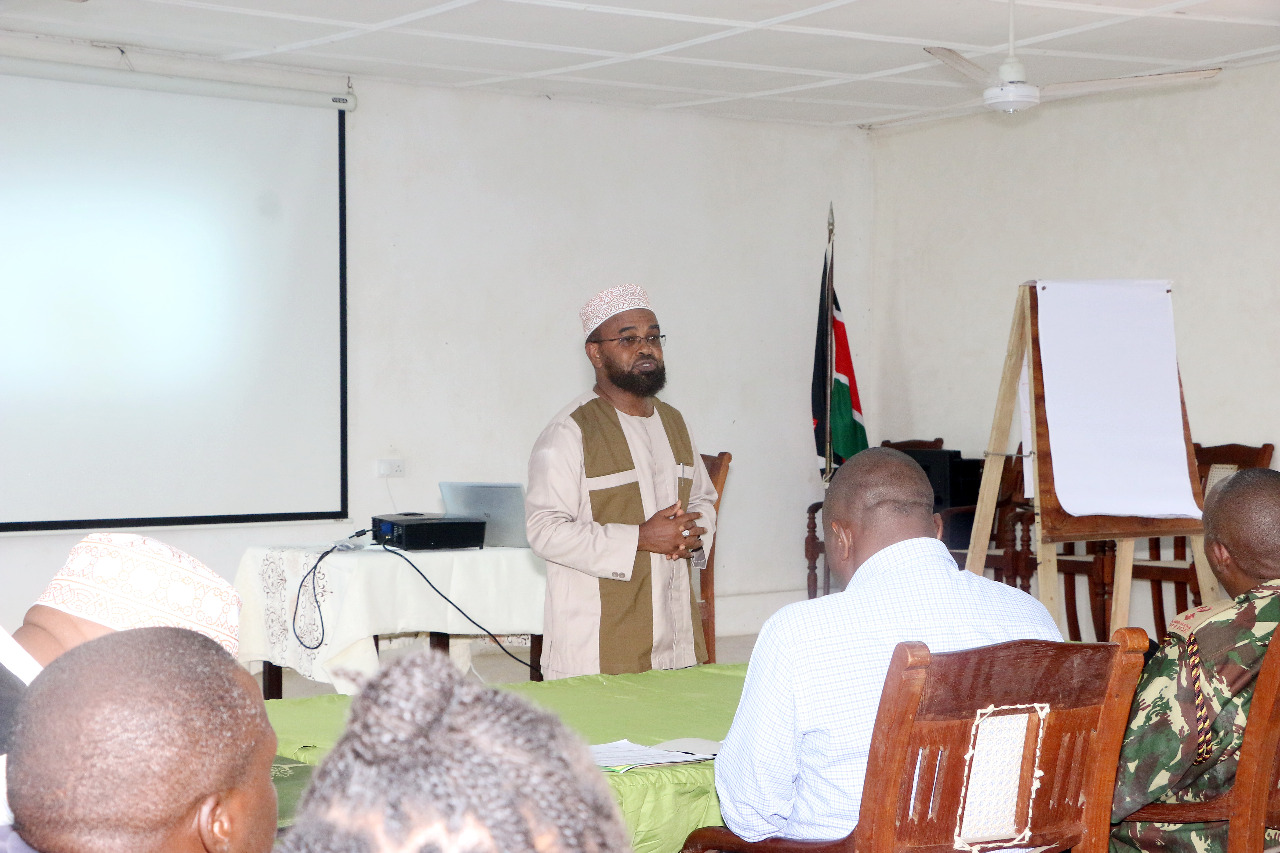 CVE FORUM ON COUNTY ACTION