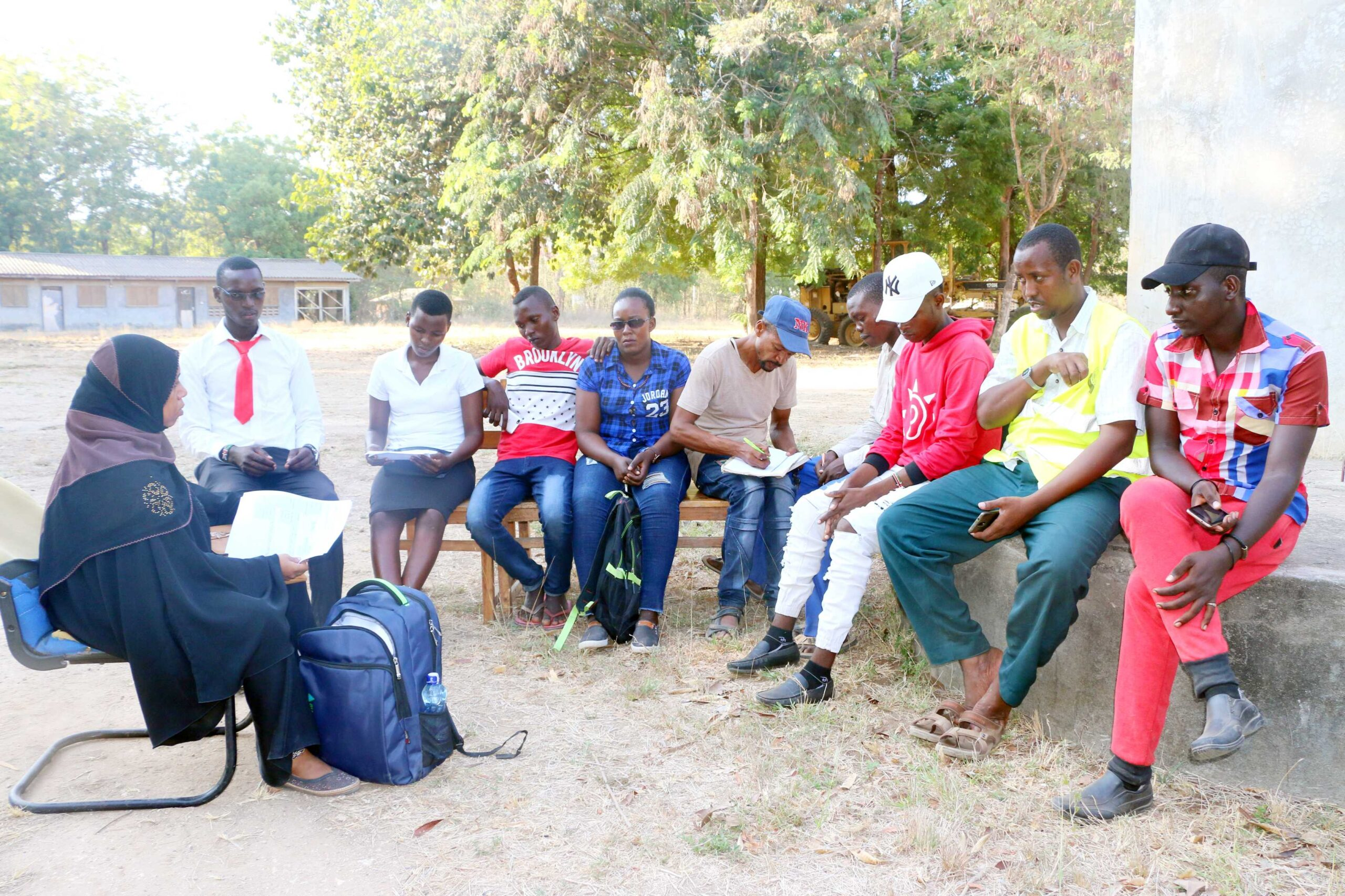 GROUP VISITING & PEACE CLUBS