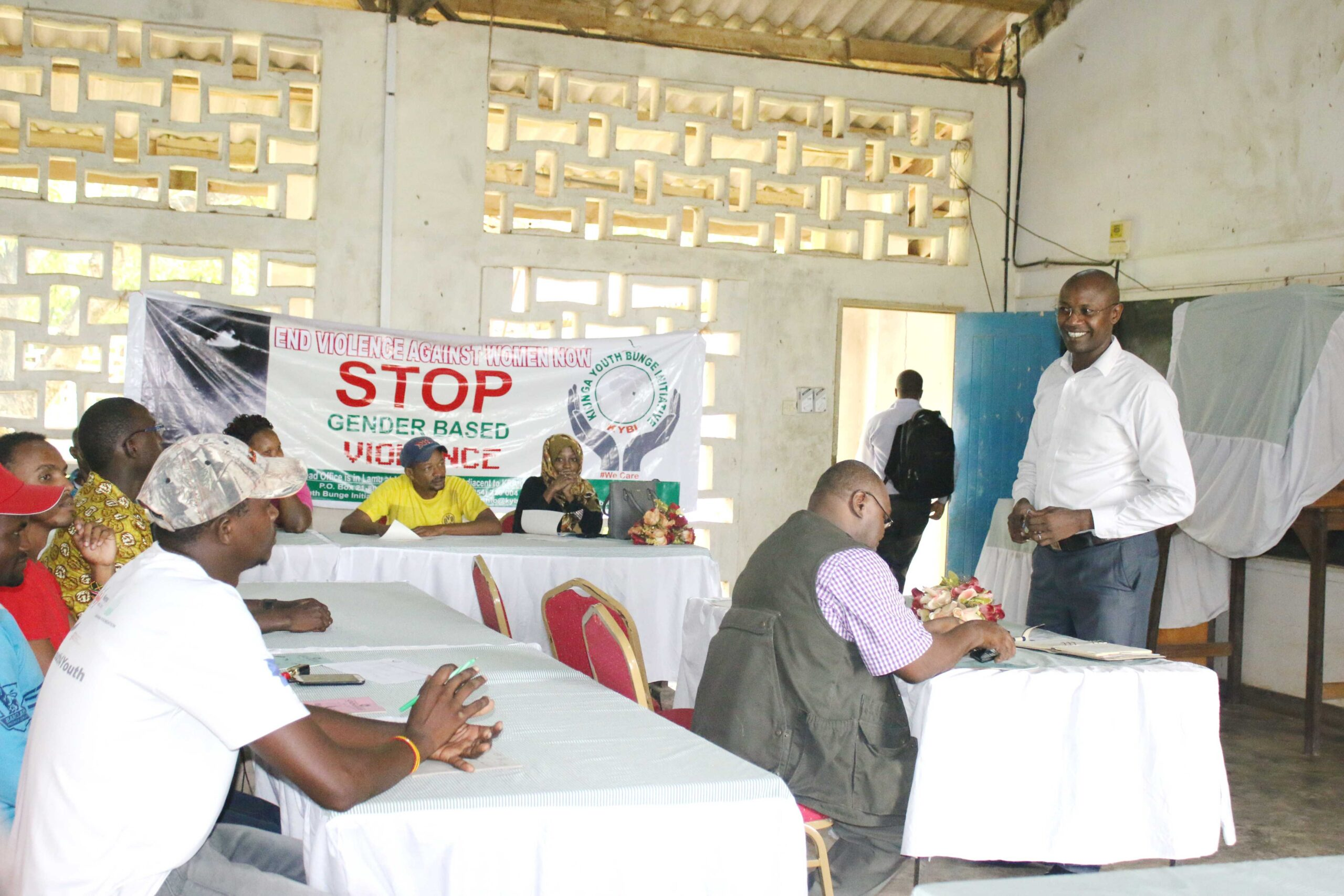 GOVERNMENT FUNDS TRAINING IN MPEKETONI